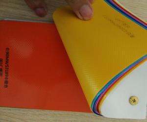 Quality 1000D*1000D 1100GSM Waterproof PVC Coated Tarpaulin Material wholesale