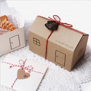 Buy cheap Handmade Creative Custom Candy Packaging Kraft Cardpaper Material from wholesalers