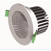 Buy cheap CRI85 720LM 10.5W Bridgelux COB LED Down Light With 45° Die-cast Aluminum Dimmable product