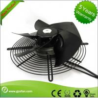 Quality 200mm EC Exhaust Axial Fan , Industrial Ventilation Fans With External Rotor Motor Powered wholesale