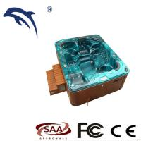 Quality Balboa control system Ponfit SPA with air pump massage hot tubs outdoor spa PFDJJ-02 wholesale