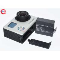 Quality Wide Angle Lens Black FHD 1080p Action Camera Waterproof 30m Mini Sports DV wholesale