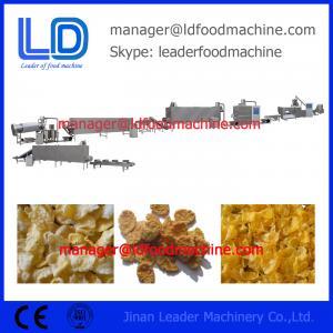 Quality Factory price corn flakes machine production  process making machine wholesale