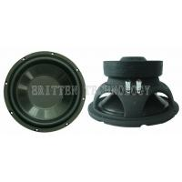 Quality 10Inch 150watts Car Subwoofer Speaker High Performance For Car Audio System wholesale