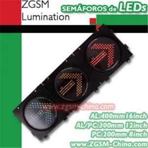 China LED Traffic Lights LED Arrow Traffic Lights Very Durable on sale