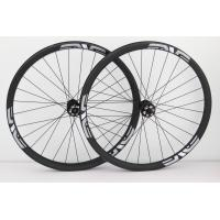 Quality UD / 3K Carbon Fiber Mountain Bike Wheels 27.5 / 29er 2500 MPa Tensile Strength wholesale