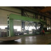 Quality Φ300mm Cold Spinning Big Diameter Dish Making Machines For Oil Tank wholesale