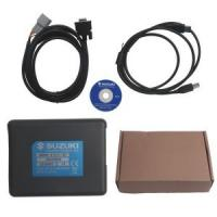 Quality Multi-language Auto Diagnostic Tools , SDS For Suzuki Motocycle Diagnosis System wholesale