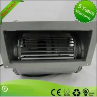 Quality High Efficiency AC Double Inlet Centrifugal Fans Blower For Heat Recovery wholesale
