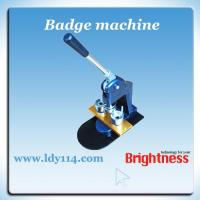 Quality Badge Making Machine (LD-XZJ) wholesale