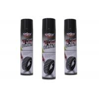 China 650ml Automotive Cleaning Products Tire Foam Cleaner Car Polish No Harm To Skin on sale