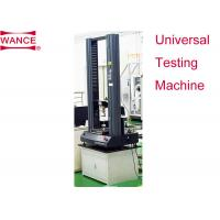 Quality 1 Accuracy ClassTensile Testing Machine For Safety Belt 500mm/Min Max. Test Speed wholesale