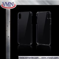 Clear hard case cover for IPhone8 ,accurate data of holder for iphone8