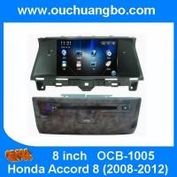 cheap ouchuangbo car gps navi multimedia kit for honda. Black Bedroom Furniture Sets. Home Design Ideas