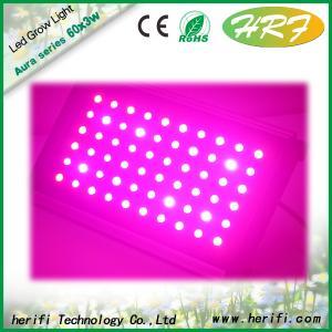 Quality Hot Promotion!!! Herifi Aura Series 60x3w full spectrum  led plant grow light 120w wholesale