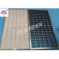 Quality Oil Vibrating Mi Swaco Shale Shaker Screens For Solid Control Equipment wholesale