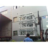 Quality 1000 kg × 2 Double Cage Industrial Elevators with Lifting Height 150m wholesale