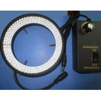 China Microscope led ring light 100mm large diameter microscope lamp on sale