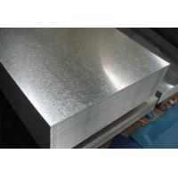 Quality Regular, Minimized Or Big Spangle Hot Dipped Galvanized Steel Sheet With JIS G3302 SGCC wholesale