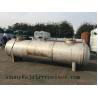 Buy cheap Underground Heating Oil Fuel Container Tanks , Underground Gasoline Storage from wholesalers