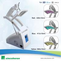Quality PDT LED Blue And Red Light Therapy Devices For Blood Vessels Removal wholesale