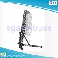 China Cometitive price metal  celebrations events/concert line array truss   truss manufacturer on sale