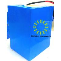 High Power Deep Cycle Motorcycle Battery 60V 20Ah 2000 Times Cycle Life 1C Charge Current