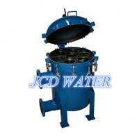 Cheap Commercial Multimedia Industrial Filter Housingg For Hard Water / Swimming Pool for sale