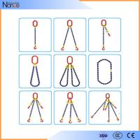 Quality Custom 100% High Tensile Polyester Sling , Lifting Chain Slings wholesale