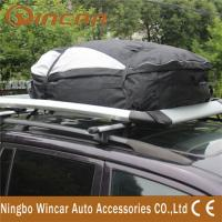 Quality OEM 600D Oxford Polyester Roof Carrier Bag Waterproof for travel wholesale