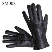 Quality Ladies sheep genuine leather gloves high quality at cheap price SM008 lady leather glove wholesale