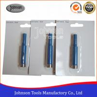 Quality 14mm Diamond Core Drill Bits For Granite / Stone With 3 / 8 Shaft wholesale