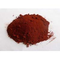 Quality Transparent Pigment Coating Additives 40 - 99% Fe2O3 Content For Automotive / Wood Coatings wholesale