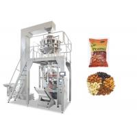 Quality Fully Automatic Muilti- heads Weigher Packaging Machine For Nuts / Peanut / Dry Fruits wholesale