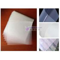 China Anti-Fog PETG Clear Sheet Plastic Card Core Sheet For PETG Card Body Production on sale