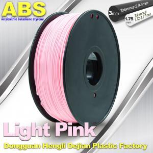 Cheap High Performance Solidoole FDM 3d Printer Filament 1.75mm / 3mm ABS Filament for sale