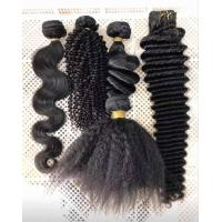 China Clip in Hair Extensions Virgin Human Hair Extensions Clip in Hair Extension on sale