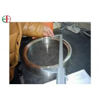 Quality High Temperature Pure Nickel Alloy Casting Valve Seat Ring With Centrifugal Cast Process wholesale