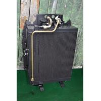 Quality Vacuum Brazed Aluminum heavy duty radiator air cooler with bar plate heat exchanger design wholesale