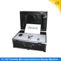 Quality FDA Listed Diamond Microdermabrasion Machine For Home Use , Skin lifting YL-707 wholesale