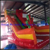 Quality CE certificate  Fire-Proof  inflatable bouncer combo 5% disaccount , inflatable slide for kids wholesale