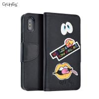 Quality Iphone X PU Leather Wallet Case wholesale