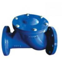 Quality Cast Steel Cast Iron Ball Check Valve Higher Solid Handling Capacity wholesale