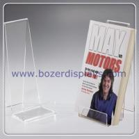 Acrylic Tabletop Recipe Book Stand for Reading for sale