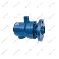 Quality Monoflow flange connection high temperature steam rotary joint for Dryer wholesale