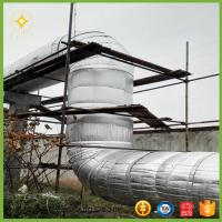 China Flame Retardant Double Side Aluminum Foil Laminated Bubble Roofing/Duct Vapor Barrier/Heat Resistance Insulation on sale