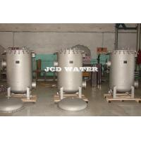 Quality Bead Blasted Cartridge Filter Housing For Swimming Pools , 50 - 1200 m³/h wholesale