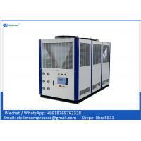 Buy cheap CE Certification 25tr Plastic Industry 30hp Air Cooled Water Chiller for from wholesalers
