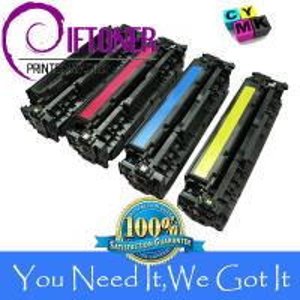 China Color toner HP CC530A,CB531A,CB532A,CB533A For HP CP2025, CM2320 on sale
