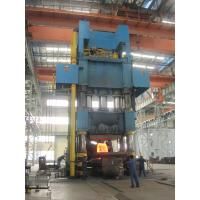 China 800 ton hot forging open die press machine--hydrualic on sale